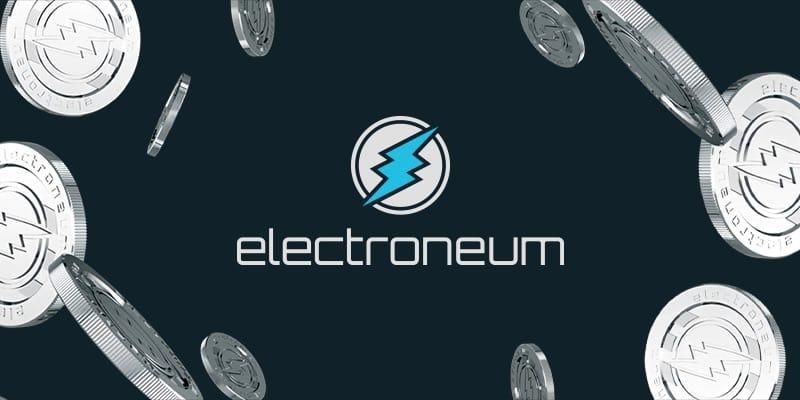 تصویر از آموزش استخراج الکترونیوم  Electroneum
