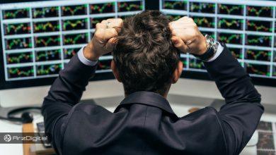 تصویر از کاهش قیمت بیت کوین در پی اخبار منفی از بایننس